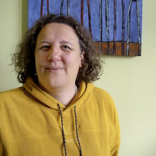 Peer-Beraterin Sabine Trauma Burn-Out Belastungsstörung