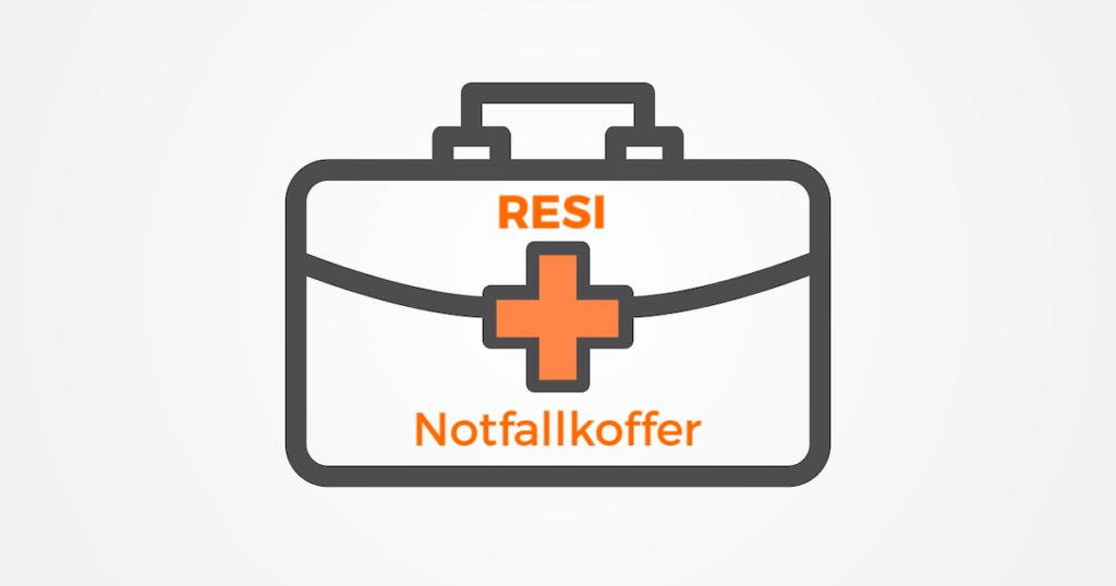 RESI: Erste Hilfe für die Seele - Online-Seminar