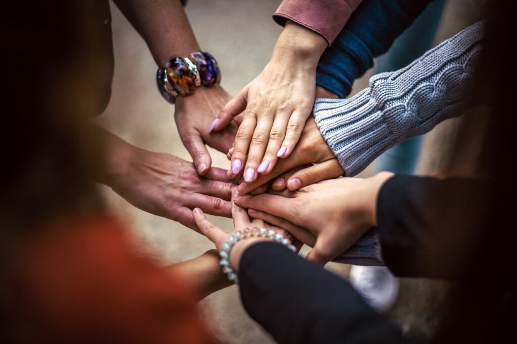 Projekte Vernetzung Zusammenarbeit