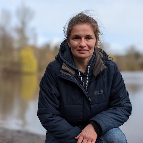 Peer-Beraterin Christine Depressionen PTBS